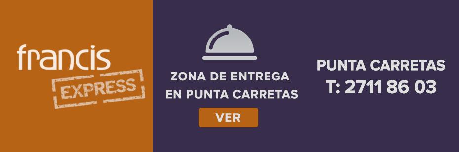 Zona de Entrega Francis Punta Carretas