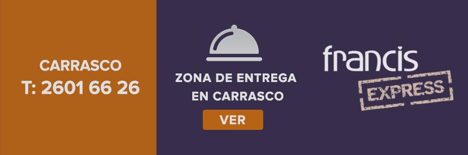 Zona de Entrega Francis Carrasco