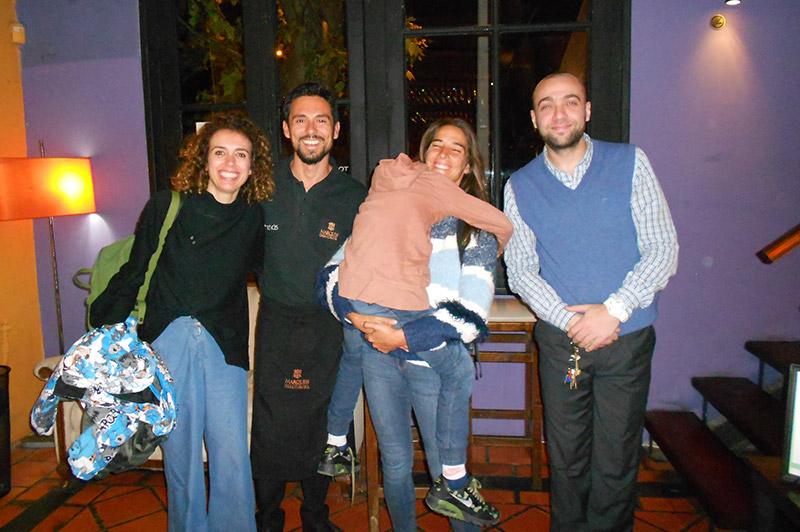 05/11/17 Juana Viale y Victoria Cesperes