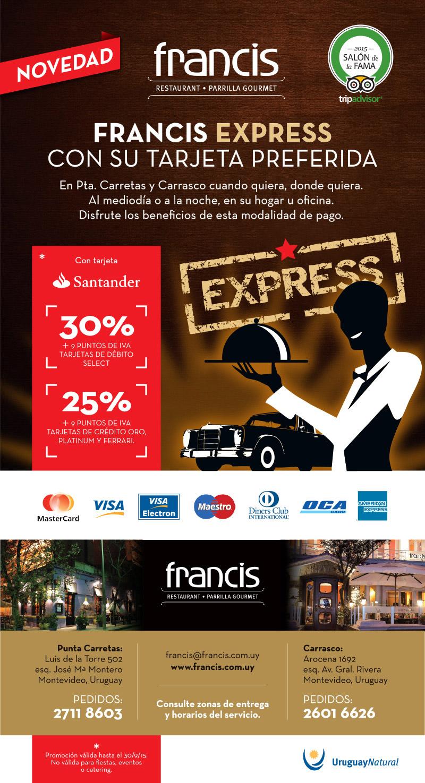 francis-tarjeta-pago