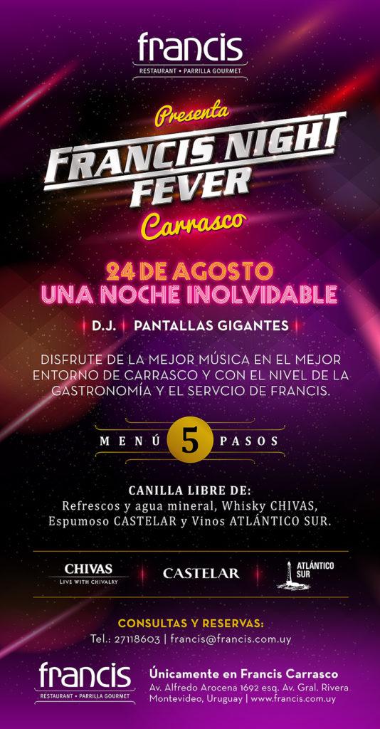 _Francis Night Fever 24ago2016